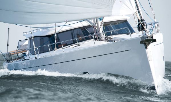 Moody 54 Decksaloon, Sailing Yacht  for sale by Dehler en Moody Yachts