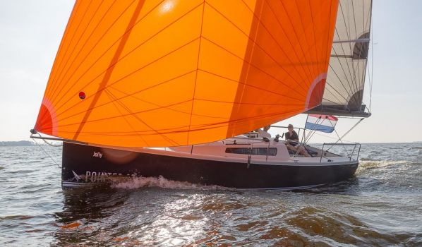 , Zeiljacht  for sale by Pointer Yachts