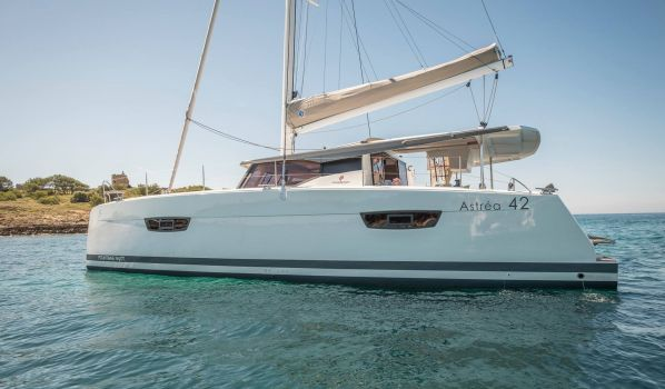 , Multihull zeilboot  for sale by Fountaine Pajot – Newpoint Moverbo