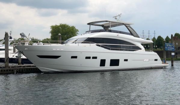 , Motorjacht  for sale by Princess Yachts Benelux BV