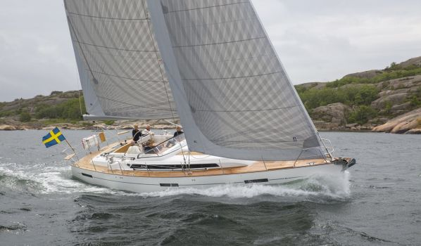 , Zeiljacht  for sale by Najad Yachts Benelux / For Sail