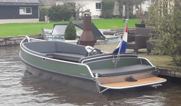 , Sloep  for sale by Van Vossen Giethoorn
