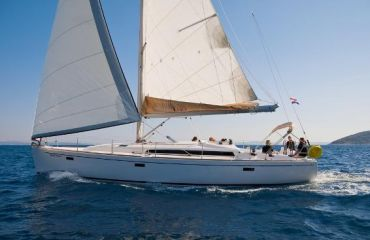 Salona 44, Sailing Yacht Salona 44 for sale by Bach Yachting