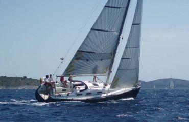 Salona 37, Sailing Yacht Salona 37 for sale by Bach Yachting
