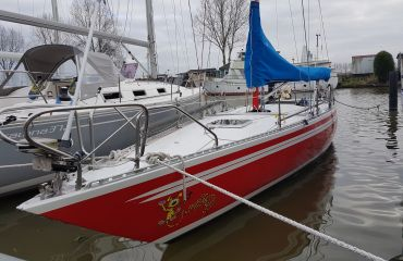 Helmsman Carrera 38, Sailing Yacht Helmsman Carrera 38 for sale by Bach Yachting