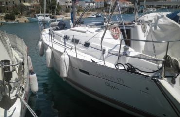 Beneteau Oceanis 373, Sailing Yacht Beneteau Oceanis 373 for sale by Bach Yachting