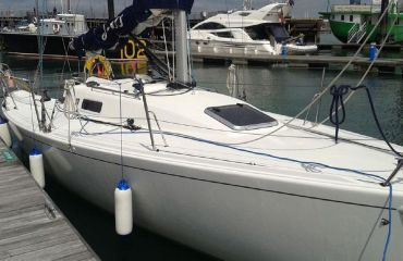 J-Boats 92s, Sailing Yacht J-Boats 92s for sale by Bach Yachting