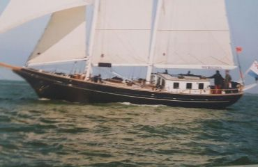 Lunstroo SCHOONER 20M, Sailing Yacht Lunstroo SCHOONER 20M for sale by Bach Yachting