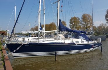 X-Yachts X-482, Sailing Yacht X-Yachts X-482 for sale by Bach Yachting