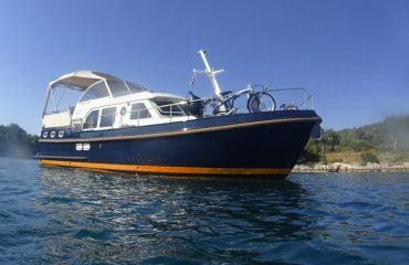 Linssen Grand Sturdy 36.9 AC, Motor Yacht Linssen Grand Sturdy 36.9 AC for sale by Bach Yachting