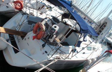 Jeanneau Sun Odyssey 35, Sailing Yacht Jeanneau Sun Odyssey 35 for sale by Bach Yachting