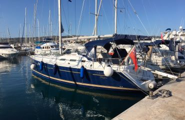 Beneteau Oceanis 393 (Private Owner), Sailing Yacht Beneteau Oceanis 393 (Private Owner) for sale by Bach Yachting