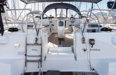 Jeanneau Sun Odyssey 43, Sailing Yacht Jeanneau Sun Odyssey 43 for sale by Bach Yachting
