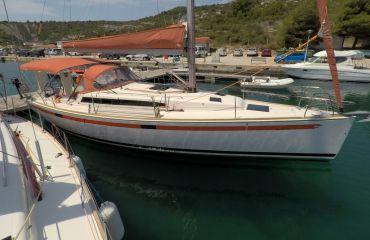 Salona 38, Sailing Yacht Salona 38 for sale by Bach Yachting