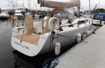 Grand Soleil 39 Maletto, Sailing Yacht Grand Soleil 39 Maletto for sale by Bach Yachting