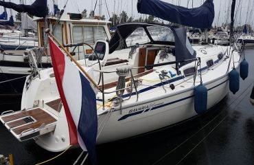 Bavaria 34, Sailing Yacht Bavaria 34 for sale by Bach Yachting