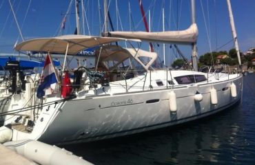 Beneteau Oceanis 46 (Private Owner), Sailing Yacht Beneteau Oceanis 46 (Private Owner) for sale by Bach Yachting