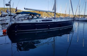 Beneteau Oceanis 54, Sailing Yacht Beneteau Oceanis 54 for sale by Bach Yachting