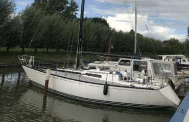 Baltic 40, Sailing Yacht Baltic 40 for sale by Bach Yachting