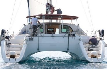 Privilege 435, Multihull sailing boat Privilege 435 for sale by Bach Yachting