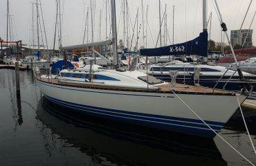 X-Yachts 382 MKII, Sailing Yacht X-Yachts 382 MKII for sale by Bach Yachting
