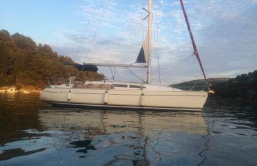 Jeanneau Sun Odyssey 37, Sailing Yacht Jeanneau Sun Odyssey 37 for sale by Bach Yachting