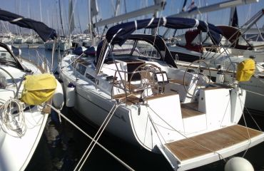 Hanse 345, Sailing Yacht Hanse 345 for sale by Bach Yachting