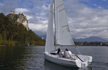 Elan E1 (with Trailer), Sailing Yacht Elan E1 (with Trailer) for sale by Bach Yachting
