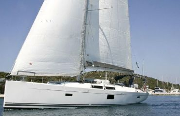 Hanse 455, Sailing Yacht Hanse 455 for sale by Bach Yachting