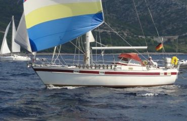 Najad 371, Sailing Yacht Najad 371 for sale by Bach Yachting