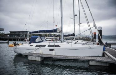 Hanse 350, Sailing Yacht Hanse 350 for sale by Bach Yachting