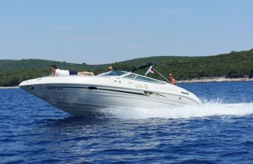 Mariah Z255 Shaba, Speedboat and sport cruiser Mariah Z255 Shaba for sale by Bach Yachting