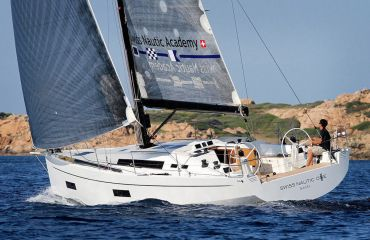 Solaris 42 Race, Sailing Yacht Solaris 42 Race for sale by Bach Yachting