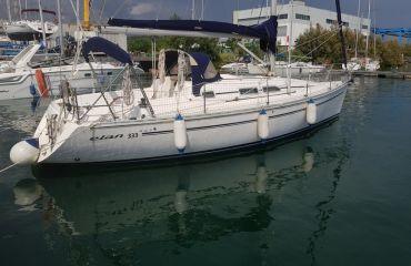 Elan 33, Sailing Yacht Elan 33 for sale by Bach Yachting