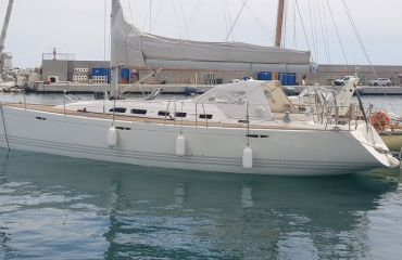 X-Yachts X-46, Sailing Yacht X-Yachts X-46 for sale by Bach Yachting