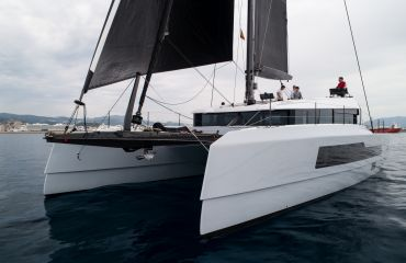 McConaghy Boats MC50, Multihull sailing boat McConaghy Boats MC50 for sale by Bach Yachting