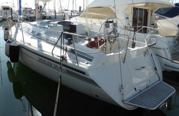 Dehler 36 CWS, Sailing Yacht Dehler 36 CWS for sale by Bach Yachting