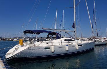 Jeanneau Sun Odyssey 54 DS, Sailing Yacht Jeanneau Sun Odyssey 54 DS for sale by Bach Yachting