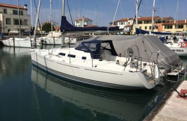 X-Yachts X-34, Sailing Yacht X-Yachts X-34 for sale by Bach Yachting