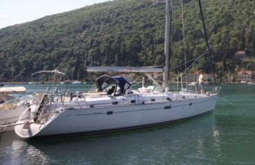 Beneteau 50, Sailing Yacht Beneteau 50 for sale by Bach Yachting
