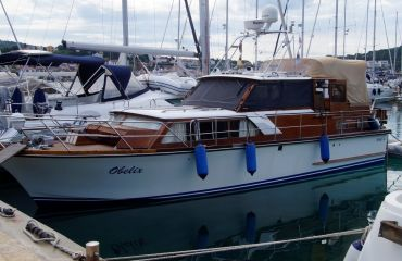 ADLER 34 Customised, Motor Yacht ADLER 34 Customised for sale by Bach Yachting