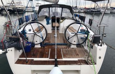 Dufour 45E Performance, Sailing Yacht Dufour 45E Performance for sale by Bach Yachting