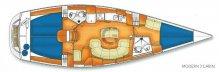 X-Yachts X-43 Modern