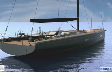 Grand Soleil 80 Custom, Sailing Yacht Grand Soleil 80 Custom for sale by Bach Yachting