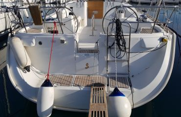 Beneteau Oceanis 473 (owners Layout), Sailing Yacht Beneteau Oceanis 473 (owners Layout) for sale by Bach Yachting