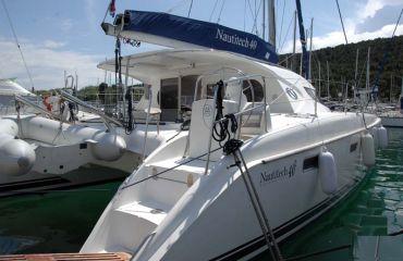 Nautitech 40, Multihull sailing boat Nautitech 40 for sale by Bach Yachting