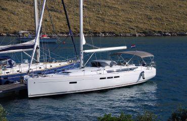 Jeanneau Sun Odyssey 519, Sailing Yacht Jeanneau Sun Odyssey 519 for sale by Bach Yachting