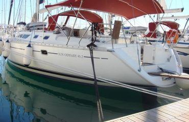 Jeanneau Sun Odyssey 45.2, Sailing Yacht Jeanneau Sun Odyssey 45.2 for sale by Bach Yachting