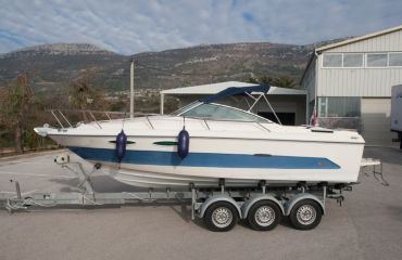 Sea Ray 230CC (Engine 2010), Speedboat and sport cruiser Sea Ray 230CC (Engine 2010) for sale by Bach Yachting