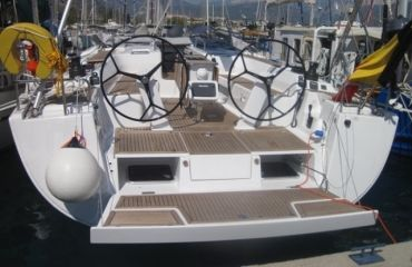 Hanse 495, Sailing Yacht Hanse 495 for sale by Bach Yachting